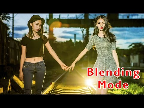 #51 Blending mode explained in adobe Photoshop (Part 01)