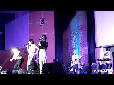 GAC. Gamaliel Audrey Cantika. Part 1. At Bogor Art Festival 2017