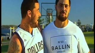 David Fifita and Andrew Fifita Interview