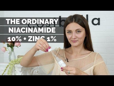 The Ordinary Niacinamide 10% + Zinc 1%. Как правильно использовать?