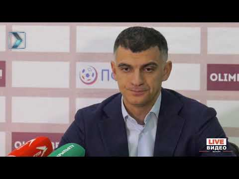 Пресс-конференция Владимира Габулова