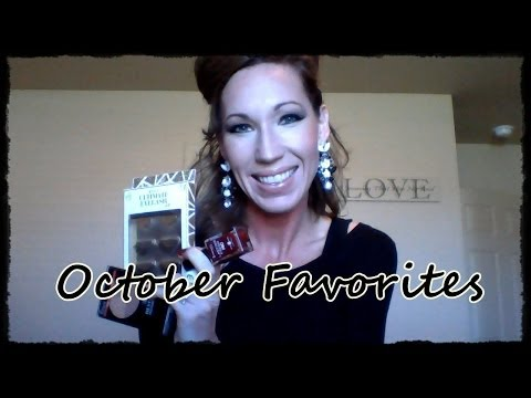 October Monthly Favorites