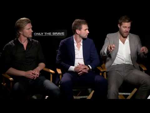Thad Luckinbill  Producer Alex Russel  Andrew Ashcroft  Geoff Stults  Travis Turbyfill
