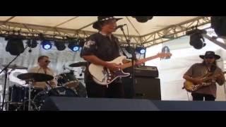 Gerry Joe Weise, Red House, Blues on Broadbeach Australia