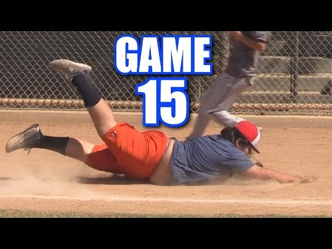 BEST THING I'VE EVER SEEN! | On-Season Softball Series | Game 15