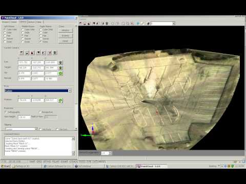 Carlson Point Cloud Webinar 2011