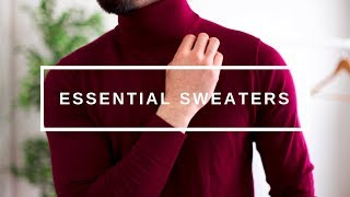8 Types Of Sweaters That Will Never Go Out Of Style