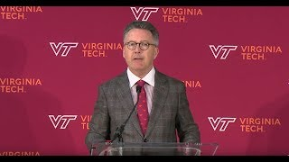 Live: Virginia Tech Innovation Campus Announcement