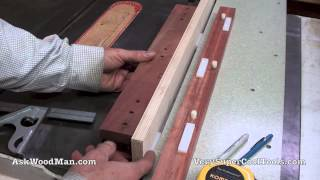 Make A Tenoning Jig 4 Of 12