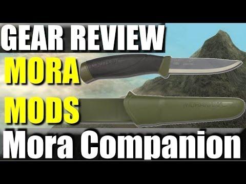 Mora Companion: Review and Mods