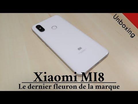 Unboxing : Xiaomi MI8 - L