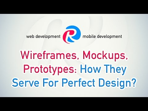 Wireframes, Mockups, Prototypes: How They Serve For Perfect Design? — All About Apps by Cleveroad