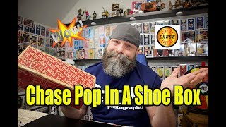 Funko Chase Pop In A Shoe Box
