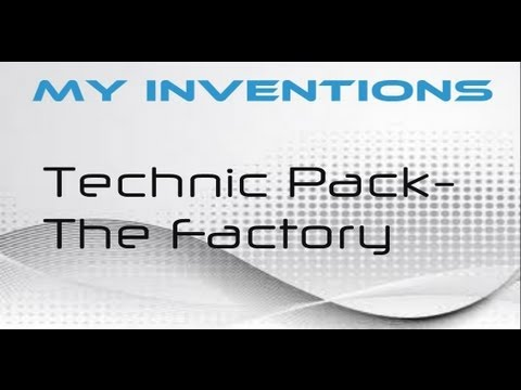 Technic Pack- The  Factory