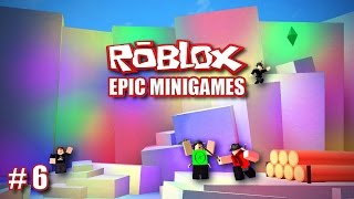 FLUNG BY A TREE (Roblox: Epic Minigames #6)