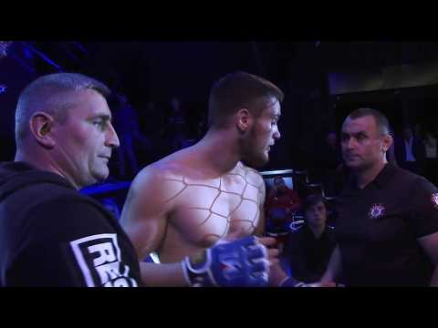 Igor Poteria vs Yuriy Logvynchuk | RFP / MMA Bushido - WEST FIGHT 25