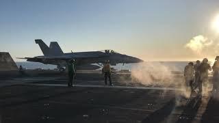 Bucket list experience: USS Roosevelt Civilian Embark