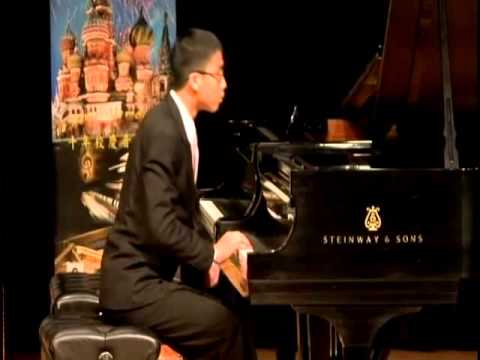 LA Moscow School  the 10th Anniversary Concert part2