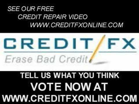 Credit Repair Radio Commercial (It's Real) Funny