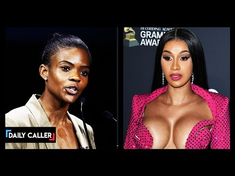 Candace Owens And Cardi B Feud Over Politics