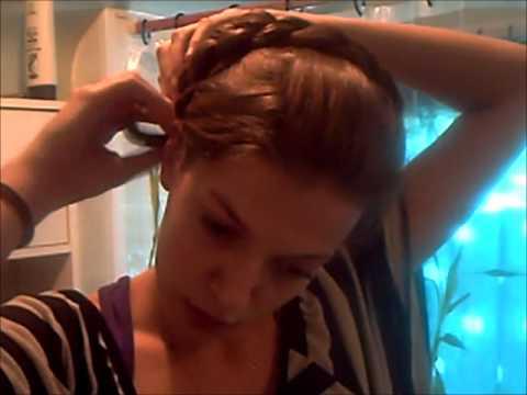 Princess Leia Hair Tutorial Hoth Braids YouTube