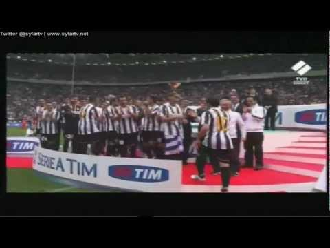 Juventus - 30th Scudetto - The TROPHY 13.05.2012