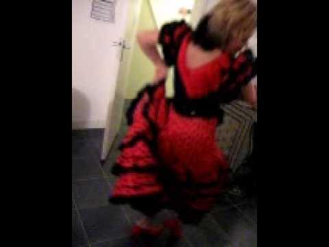 Spans dansen geef mij heel veel plezier Maria Joan...