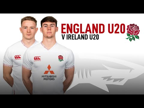 England U20 Vs Ireland U20 | Live Stream