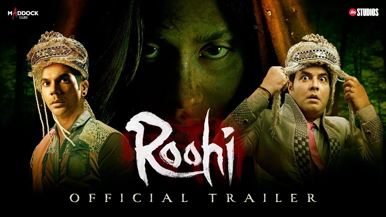 Download Roohi Trailer | Rajkummar Janhvi Varun  | Dinesh Vijan | Mrighdeep Lamba | Hardik Mehta | JioStudios