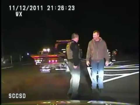 DUI:  Highway Commissioner Chad Davis arrest