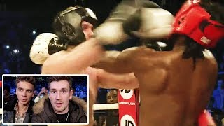 KSI VS JOE WELLER BOXING MATCH (Emotional Day)