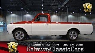 1967 Chevrolet C10 Gateway Classic Cars Orlando #245