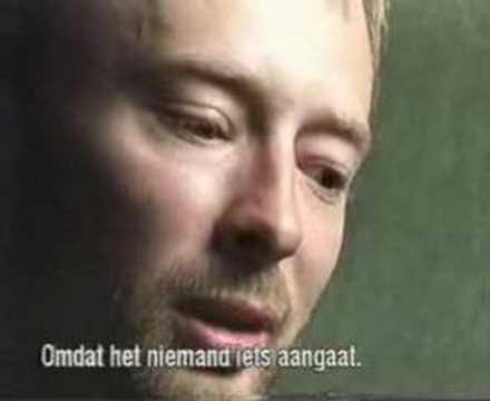 Awkward Thom Yorke Interview