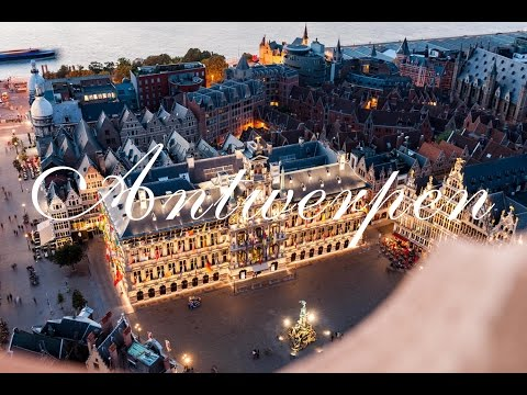 Antwerpen - City Tour  2017