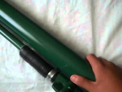 pvc air gun
