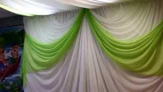 видео Аренда текстиля на свадьбу
