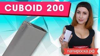слишком тонко: JoyeTech CUBOID 200W Обзор от Папироска.рф