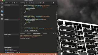 Код vs - налагодження
