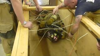 Mercer County, Ky. Advance S.C.B.A. (self-contained breathing apparatus) Training