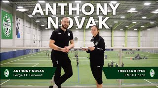 [EMSC Coaches] Anthony Novak – CPL Champion (Forge FC)