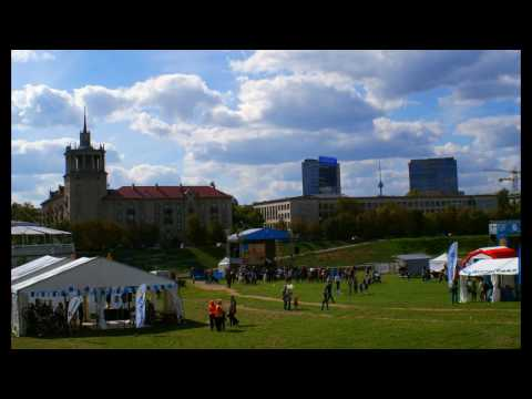 Active Vilnius: Panoramos. Панорамы Вильнюса: неожиданные точки съемки