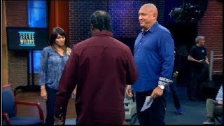 Mother Accused Of Sex With Her Son (The Steve Wilkos Show)