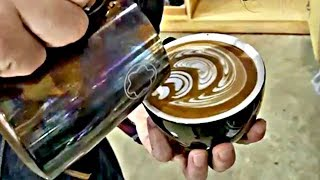 Satisfying Barista Training Compilation | The Coffee Shop | Chill Jazz Hip Hop | Lo-fi