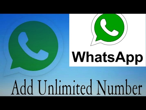 how to add uk number to whatsapp