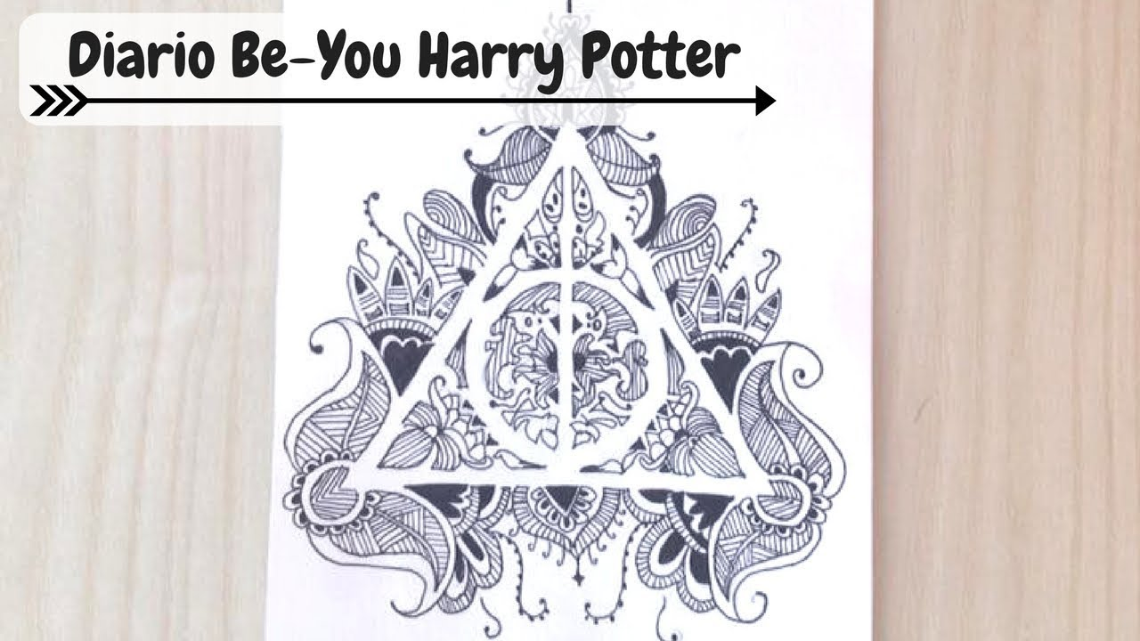 Amato TUTORIAL DIY HARRY POTTER DIARIO BE-YOU || danydreams - YouTube YD41