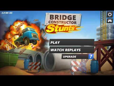 Bridge constructor stunts |