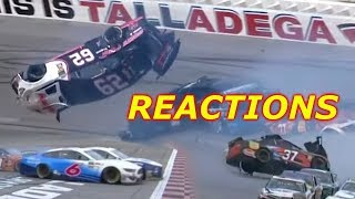 2019 Talladega Cup Playoff Race Reactions