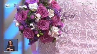 Flores no Cais no Você na TV - Desfile