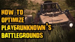 PlayerUnknown's Battlegrounds: How To Optimize for Best Performance! - PVP Live