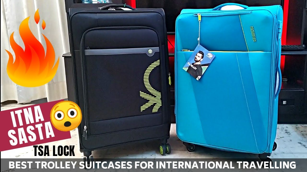tsa locks international travel